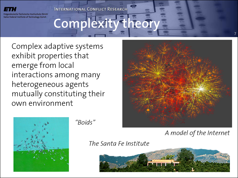 overpopulation conflict theory